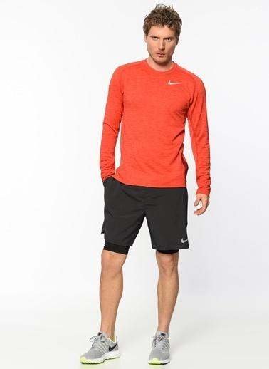 Bisiklet Yaka Spor Sweatshirt-Nike
